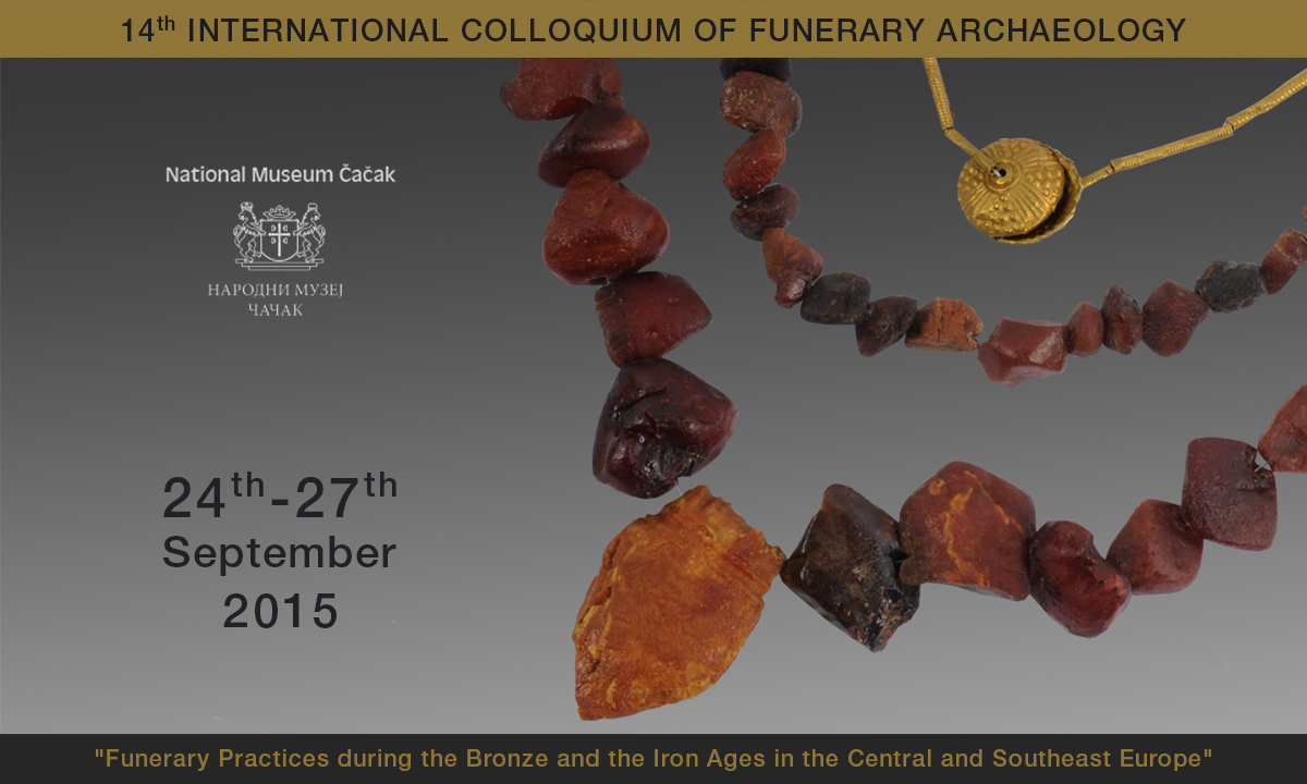 14th International Colloquium of Funerary Archaeology